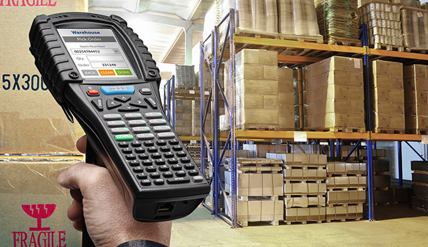 how to use warehouse scanner
