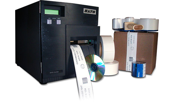 RighterTrack Security Label and Tape Printing Kit