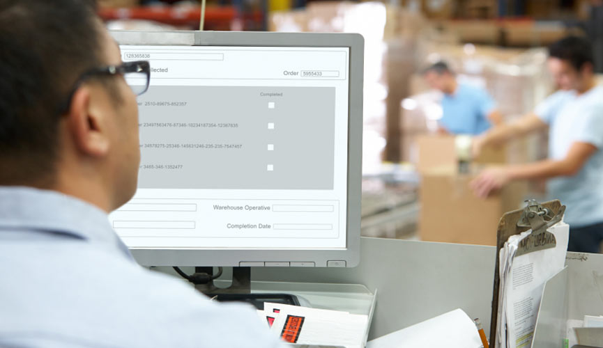 Bar Code Inventory Tracking Software