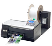 RighterTrack: VP485 full color roll label printer