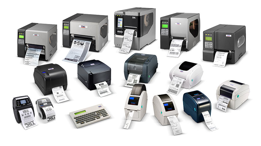 Multi Color And Thermal Label Printers Rightertrack